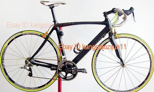 2012 Brand New Full Carbon 12K Road Bike 52cm Frame ,Fork 700C ,alloy
