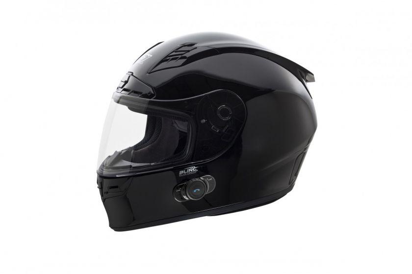 Neal Fastrack II Bluetooth Communication Street Bike Motorcycle Helmet
