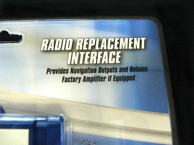 PAC C2R CHY4 RADIO REPLACEMENT INTERFACE CHRYSLER/DODGE
